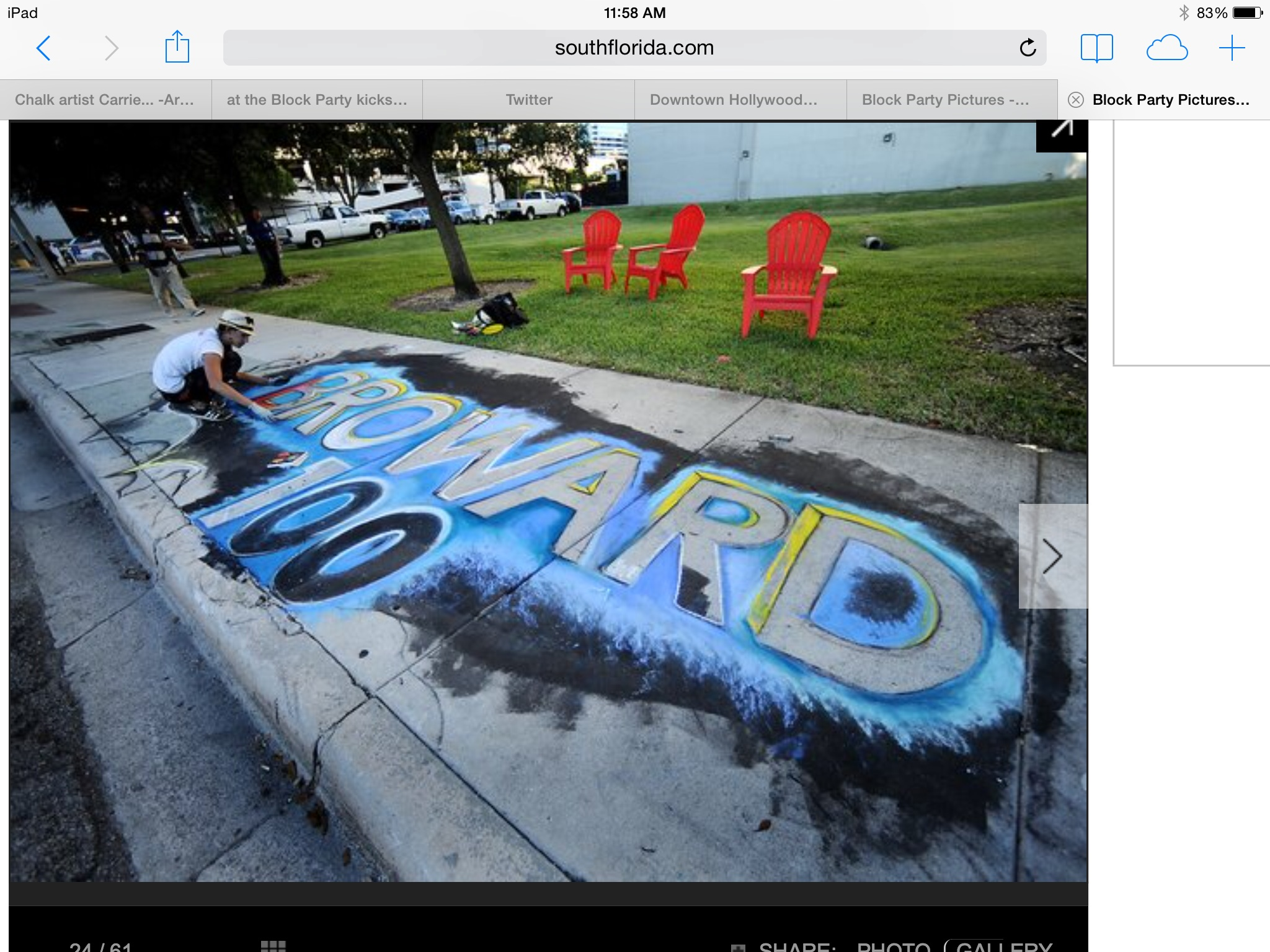 2014 Lake Worth Festival