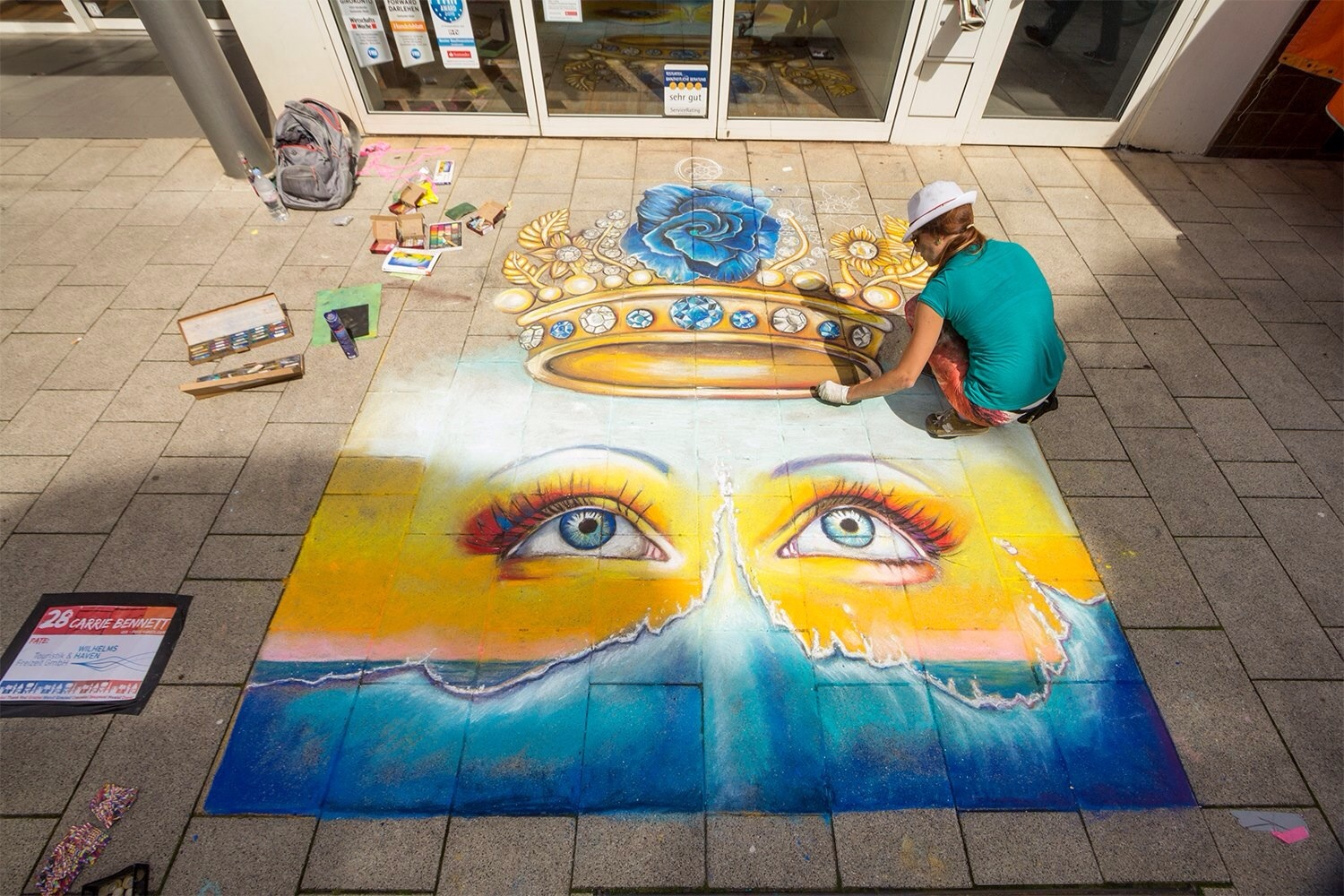 Street Art Fest August 1-2 Wilhelmshaven, Germany