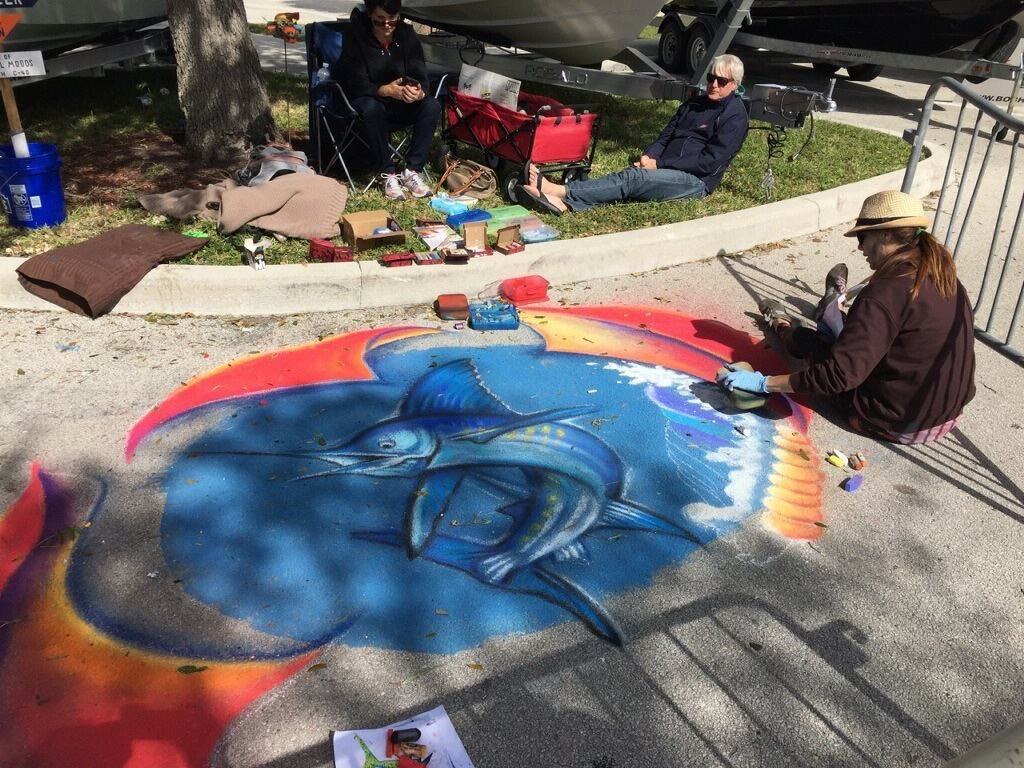 Nautical Flea Market