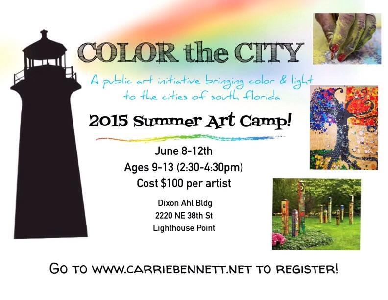 2015 Art Camp