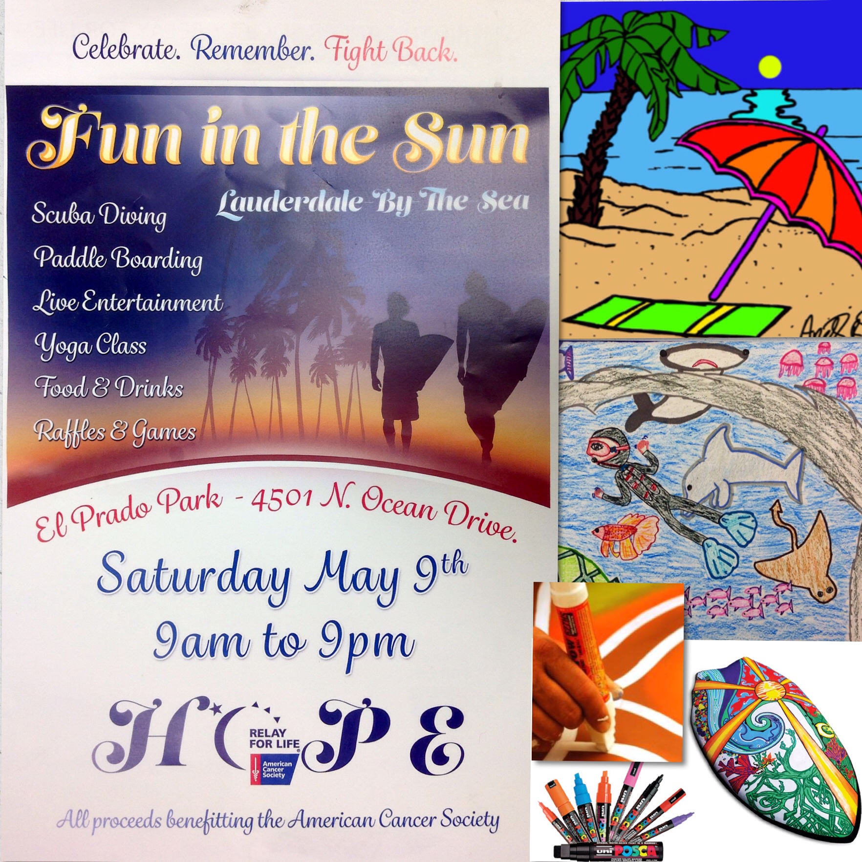 May 9th lauderdale by the Sea