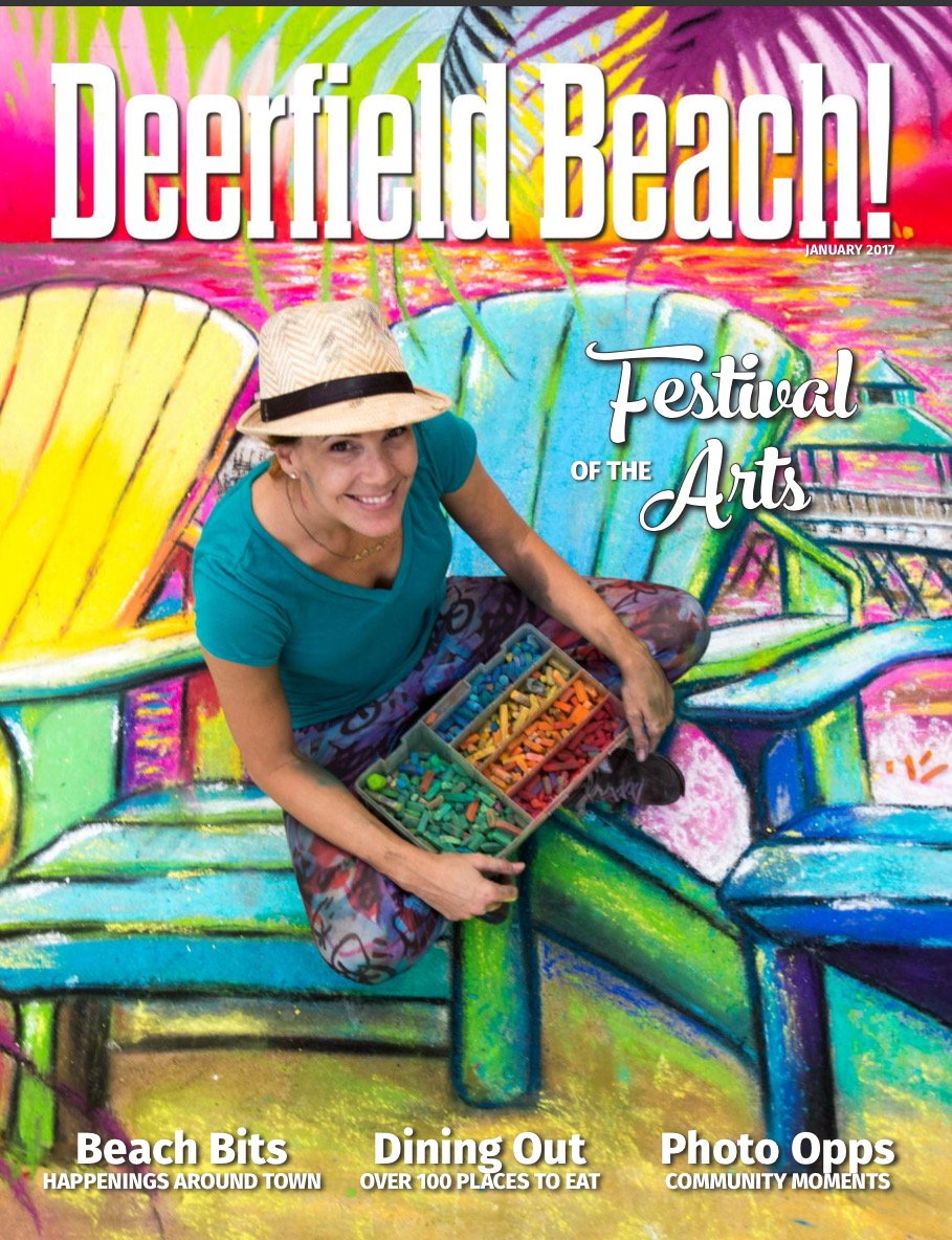 Deerfield Mag Cover
